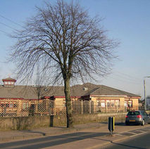 St Margaret's Hospice, the new extension. - 19th March 2009 - East Barns Street, Clydebank