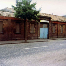 The Clydebank Laundry on Barns Street. - Photo by Tommy Quinn.