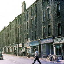 Glasgow Road.  -   from the collection of Jack Carson