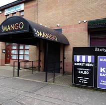 Club Mango, across from the Library. The last time I was in here it was called Toffs. - 15th February 2018