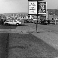 You don't see cigarette advertising these days... - Saturday 3rd March 1979 Fleming Avenue, Whitecrook