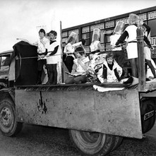 Duntocher and Hardgate Gala Days  -  Photos supplied by Willie Campbell
