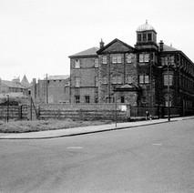 Elgin Street School from John Knox Street. - Photo by William Duncan