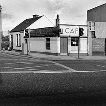Simeone's Cafe. You could get a Turkey dinner for 54p in January 1979. We had some great meals in this cafe. - Saturday 3rd March 1979  Glasgow Road