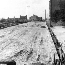 Crown Avenue, Clydebank  - from the collection of Jack Carson