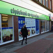 The food part of the Clydebank Co-op is closing. - 5th February 2013