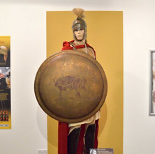 Way of the Warrior Exhibition in Clydebank Town Hall. - 31st January 2014