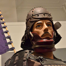 The Last Samurai costume. - 31st January 2014