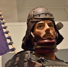 The Last Samurai costume. - 31st January 2014