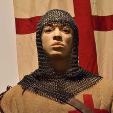 Costume from the film Alexander. - 31st January 2014
