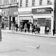 Shops on Argyle Street. - Friday 29th June 1979