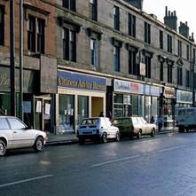 Kilbowie Road. - 3rd December 1982