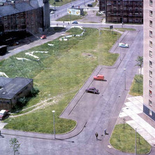 Dunswin Street, Dalmuir 1971 - from the collection of Jack Carson