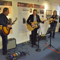 The band Cousin Halifax performing a song version of a 1941 poem about the Blitz.  -  11th March 2016