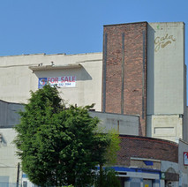The old La Scala cinema is up for sale. This is the last of the original Clydebank cinemas. It was a bingo hall and snooker hall before it closed. - 26th April 2011