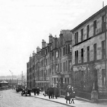 Hillview, Duntocher Road  - from the collection of Jack Carson