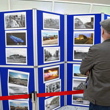 The Clyde Shopping Centre put up fifty of my photographs from 1977 to 2011 to celebrate the 125th Anniversary of Clydebank being a Burgh. It was on display for four months. - 7th February 2012
