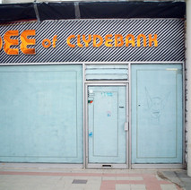 DEE of CLYDEBANK shop at the Clyde Shopping Centre.  -   24th March 2002