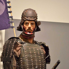 Much of this 'screen-used' armour and clothing is historically accurate, illustrating the armour of different cultures and civilisations throughout history. - 31st January 2014