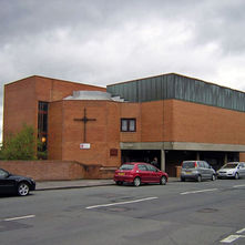 The Methodist Church in Scotland on Second Avenue. - 10th April 2009 - Clydebank