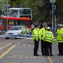 Chalmers Street road block, police in discussions. - 4th May 2012