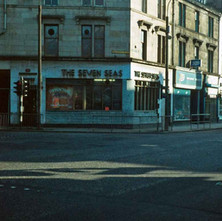 The Seven Seas Pub. - Photo by Tommy Quinn. 1979