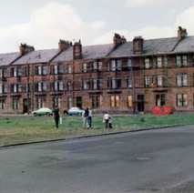 South Douglas Street. - Clydebank. Photo by Tommy Quinn.