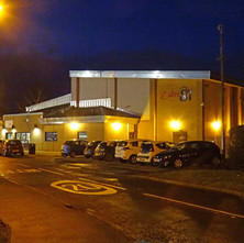 Evening at Centre 81 in Whitecrook.  -  26th February 2015