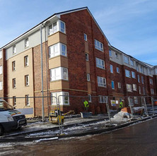 Clydebank Housing Association (CHA) has commenced to build 44 homes in partnership with AS Homes (Scotland) Ltd at the site of the former La Scala Cinema on Graham Avenue.  -  6th February 2018