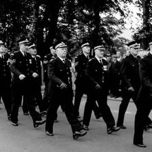 Special Constabulary Centenary Parade - from the collection of Jack Carson