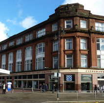Clydebank Cooperative on Chalmers Street. - 4th February 2014