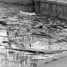 Not a pretty sight. - 8th March 1980 Dalmuir