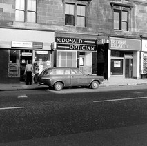 The Newsagents next to the Opticians used to be a DIY shop and I worked in it in the mid 60s when I was a very young boy. - Saturday 3rd March 1979