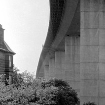 The Toll on the Erskine Bridge was abolished on 31st March 2006 but the expected major increase in traffic has not happened to any significent degree. - July 1978