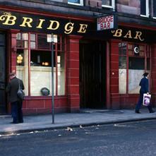 The Bridge Bar in Alexander Street (now called Alexander's). - 1980