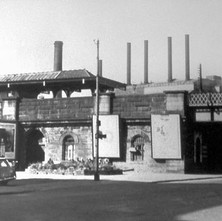 Kilbowie Station - from the collection of Jack Carson