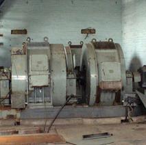 The Pump Room.  -  9th April 2002
