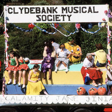 The Clydebank Musical Society float in Parkhall. Clydebank Centenary Celebrations 1986 - photo by Sam Gibson