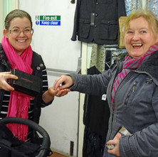 Everybody likes a bargain!  Firecloud Table-Top Sale in OHR Church Hall  -  28th February 2015