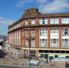 The Clydebank Co-operative. - Clydebank 24th June 2009