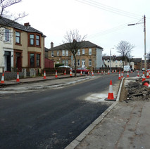 Upgrade on the traffic calming on Barns Street. - 22nd March 2011