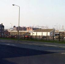 Glasgow Road. - 1st March 1982