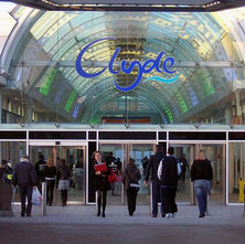 The Clyde Shopping Centre has changed a great deal since it first opened.  -  6th February 2009