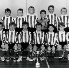 Clydemuir Colts Football Team -  1996  -  phot supplied by Davie 'Banjo' Parker