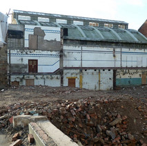 The old baths are gone now. I was never in the baths, as our house had its own bathroom, a luxury a lot of Clydebank residents didn't have. - 19th January 2011