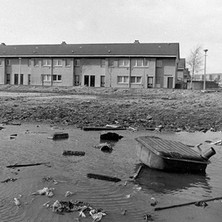Before the CE Centre and the chemist shop were built... - Saturday 3rd March 1979