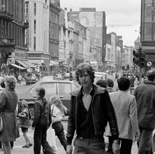 Looking down Argyle Street. - Friday 29th June 1979