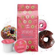 Saturdaze Chocolate Donut