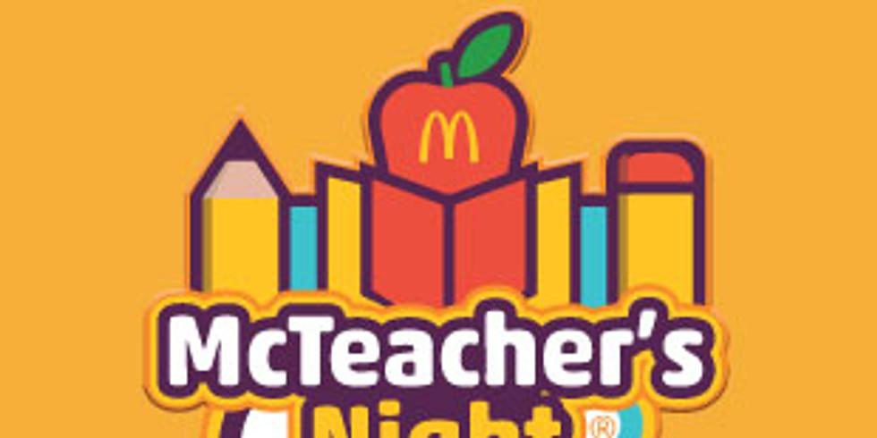 McTeacher Night