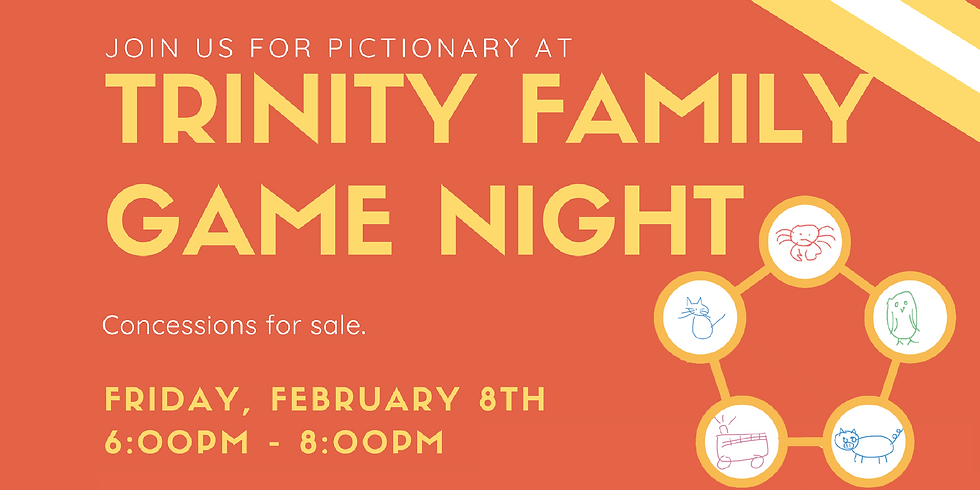 Family Game Night - Pictionary